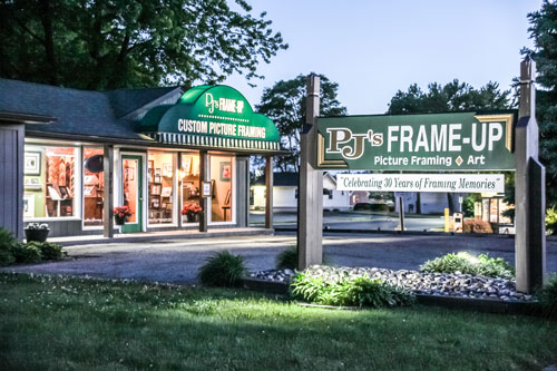 kalamazoo custom framing shop
