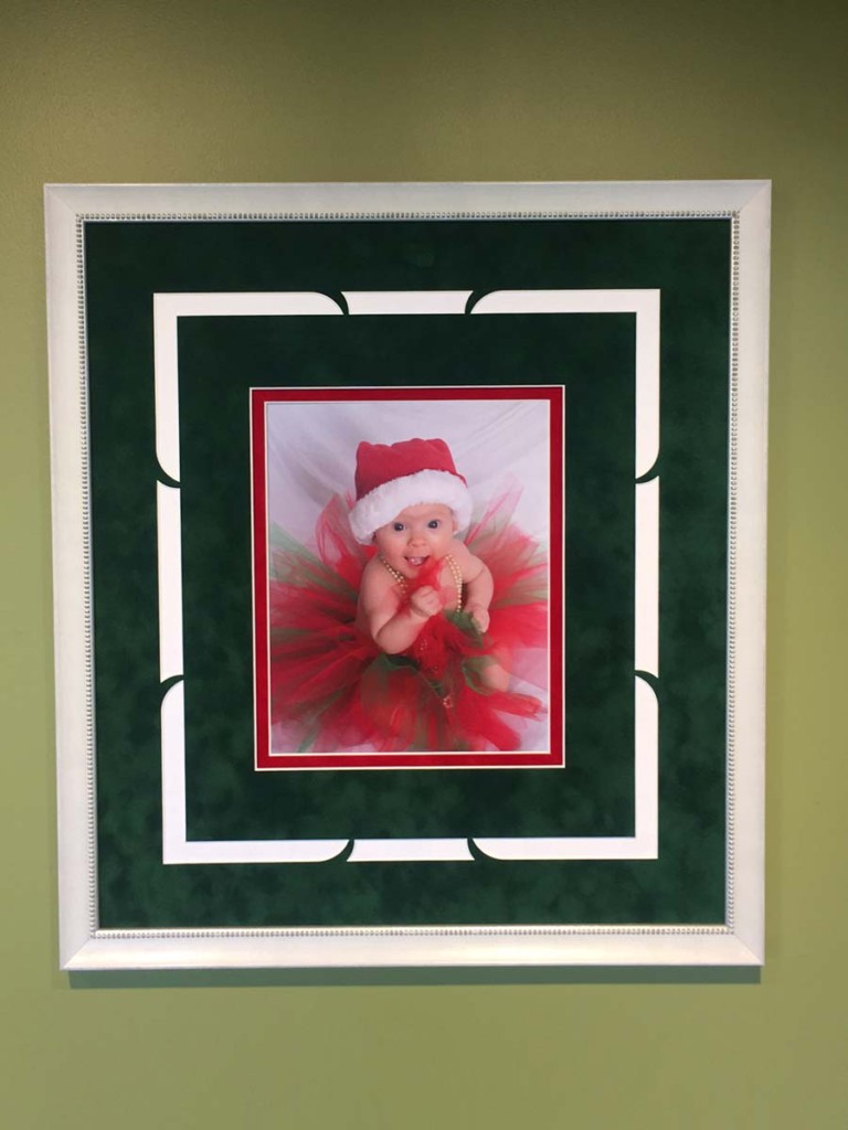 Frame your holiday memory