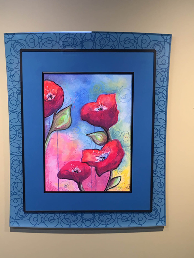 Frame your original art