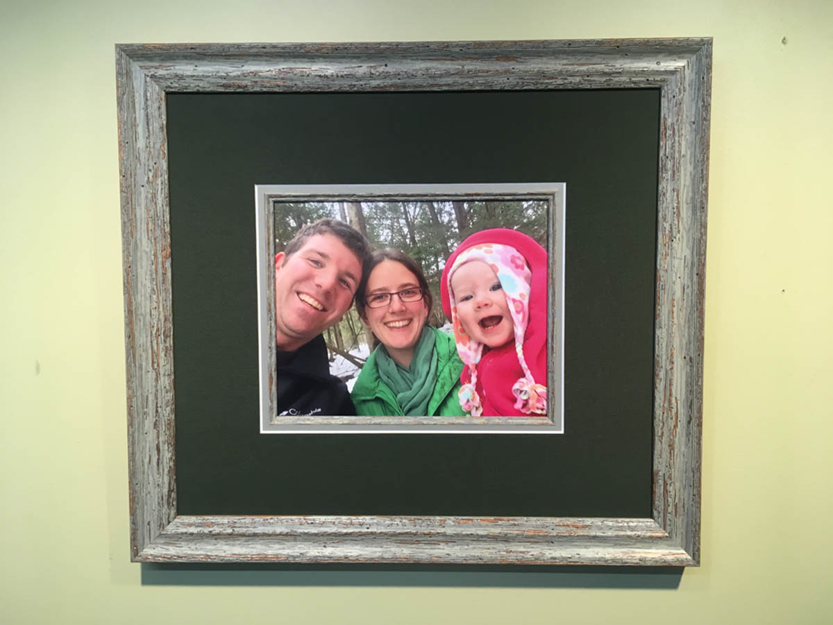 Frame your selfie