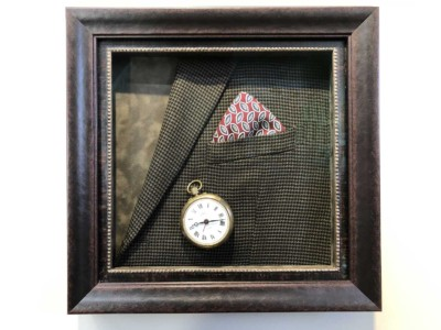 custom framed watch